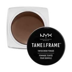 NYX Professional Makeup - Maquillaje de Cejas-Tame & Frame Tinted Brow Pomade