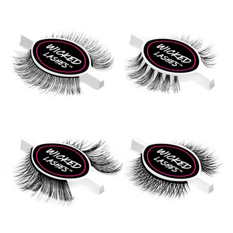 NYX Professional Makeup - Pestañas Wicked Lashes Bashful