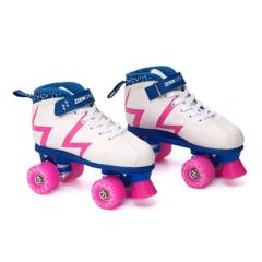 Zoom Sports - Patines Retro Mujer