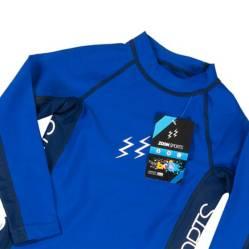 Zoom Sports - Camiseta Infantil para Natación