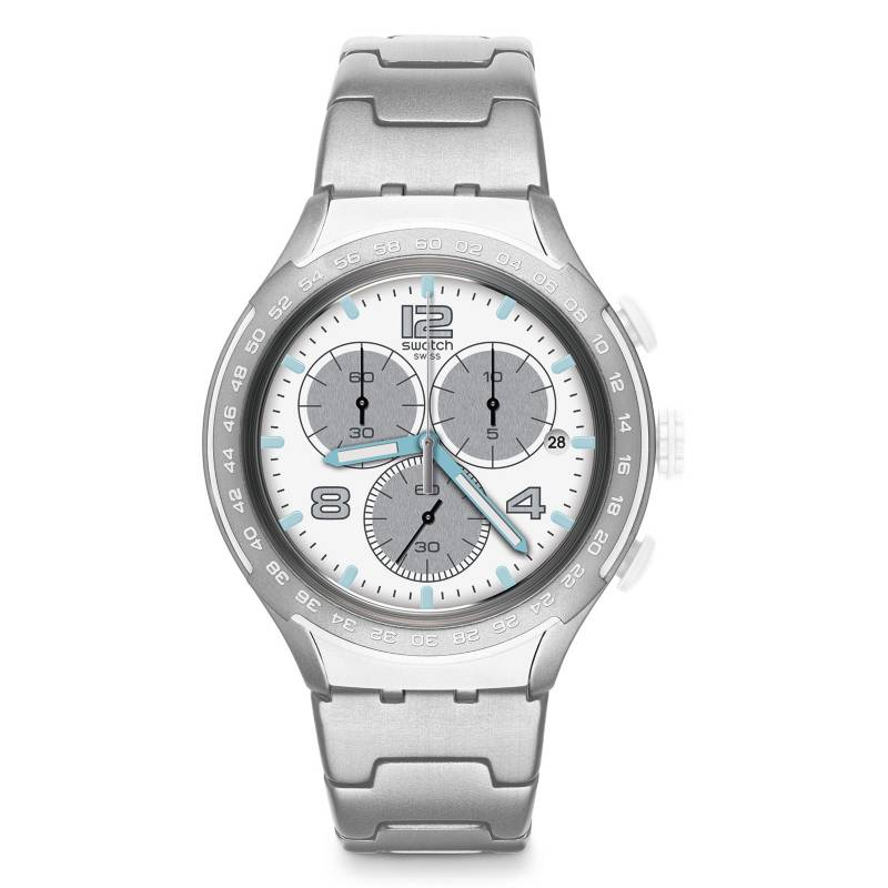 Swatch - Reloj Mujer Swatch Pure Attack YYS4024AG