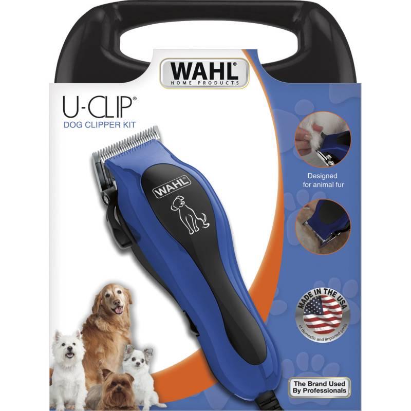 Wahl - Kit Corta Pelo para Mascotas U Clip