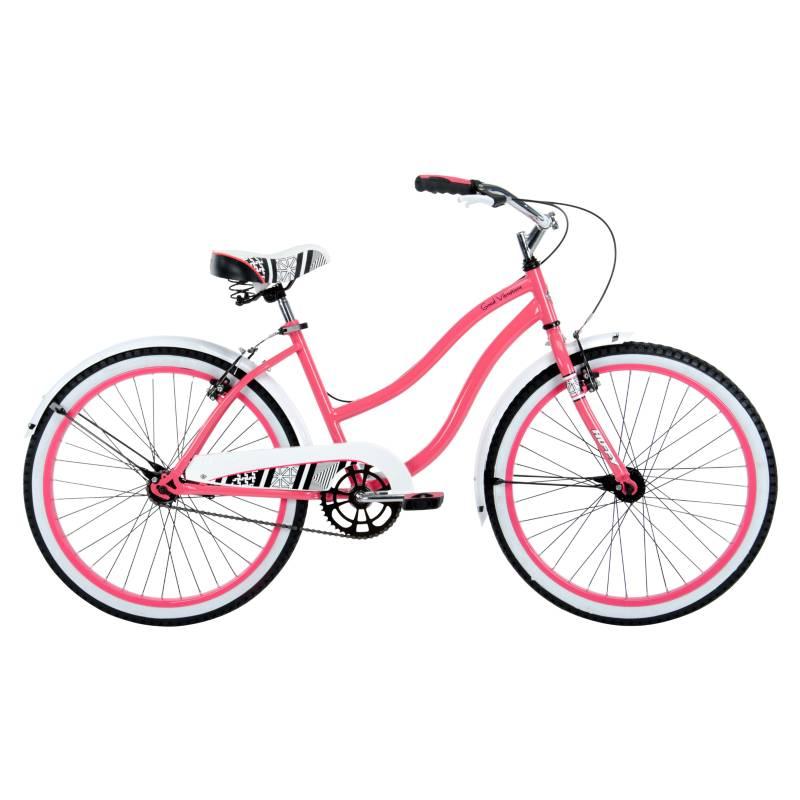 Huffy - Bicicleta good vibrations Rin 24 pulgadas