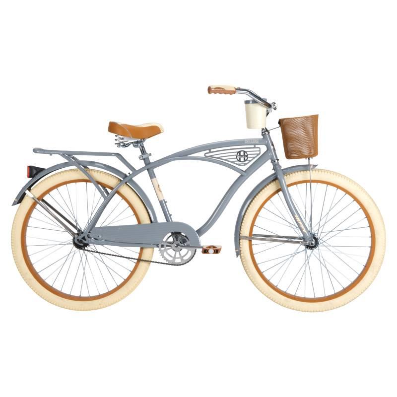 Huffy - Bicicleta Urbana Rin 26 Deluxe