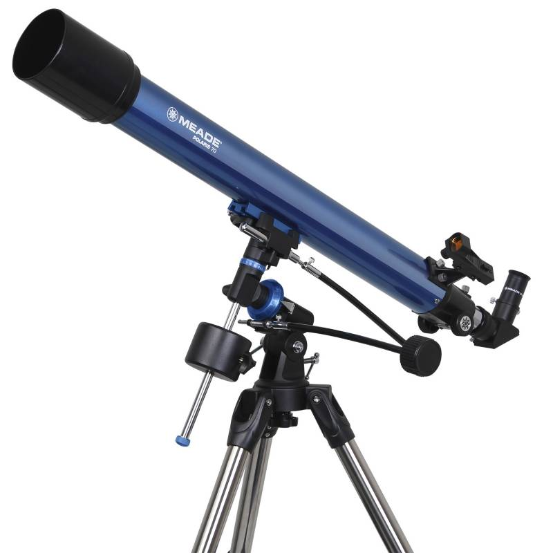 Meade - Telescopio Polaris 70 mm