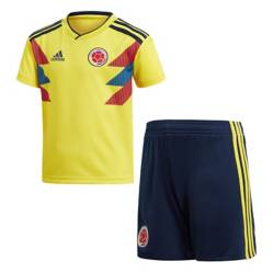 Mini Uniforme Selección Colombia Local