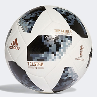 BALL FUT WHITE WORLD CUP TGLID 5