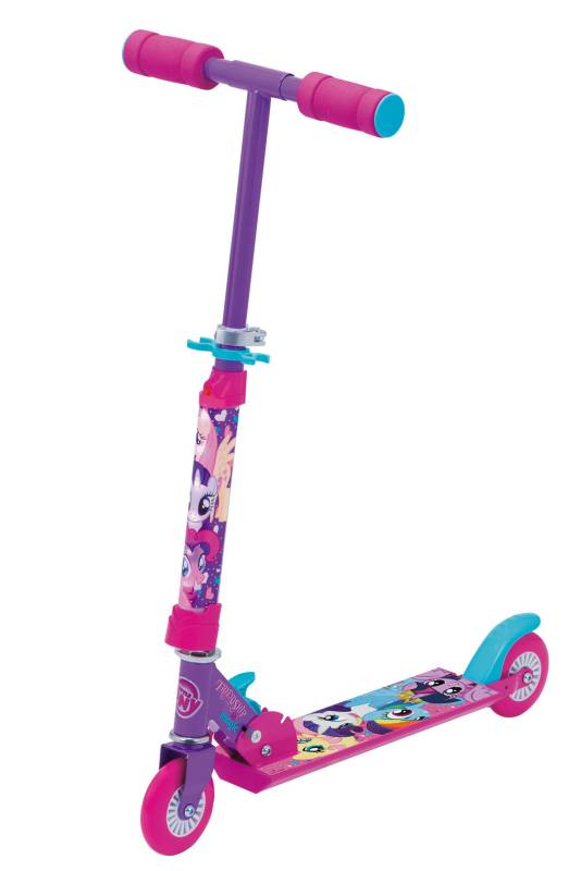 MLP - Scooter Light Up