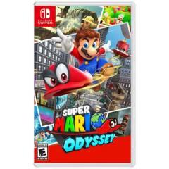 Nintendo - Videojuego Super Mario Odyssey