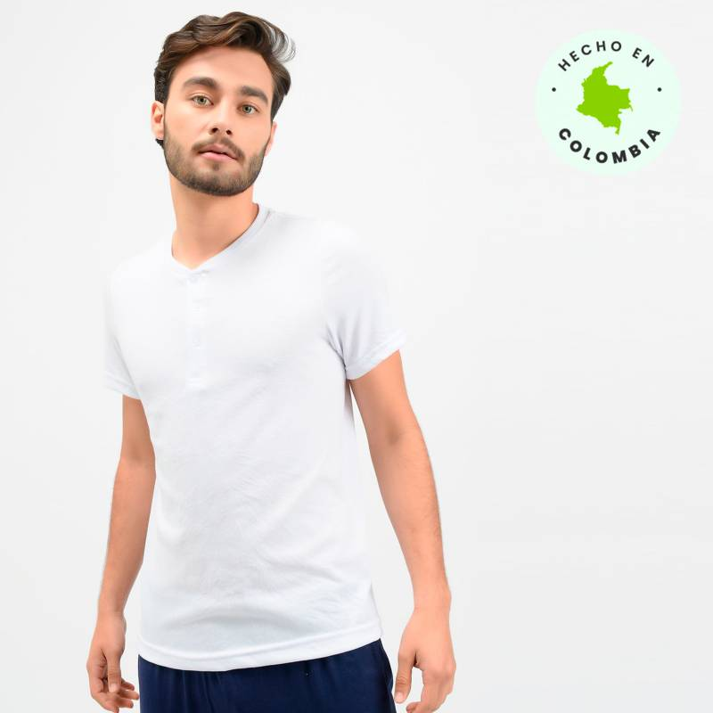 Newboat - Camiseta de Pijama Hombre Newboat