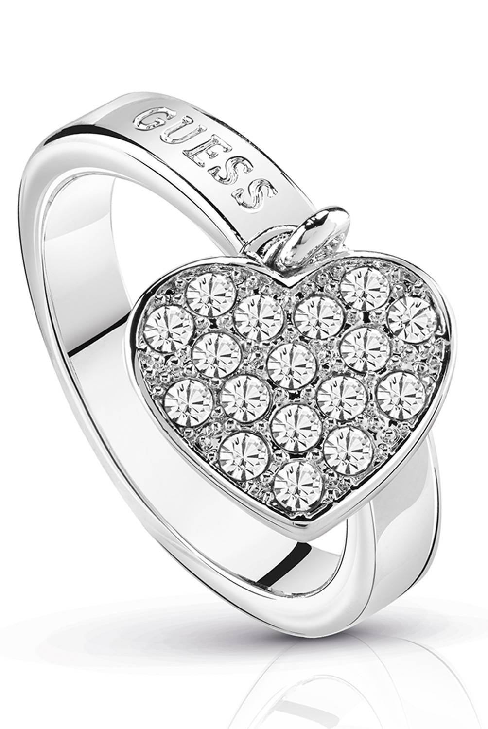 Guess - Anillo Guess Hoops I Did It Again UBR84029-54