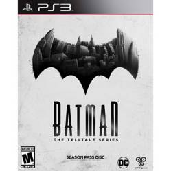Videojuego Batman The Telltale Series
