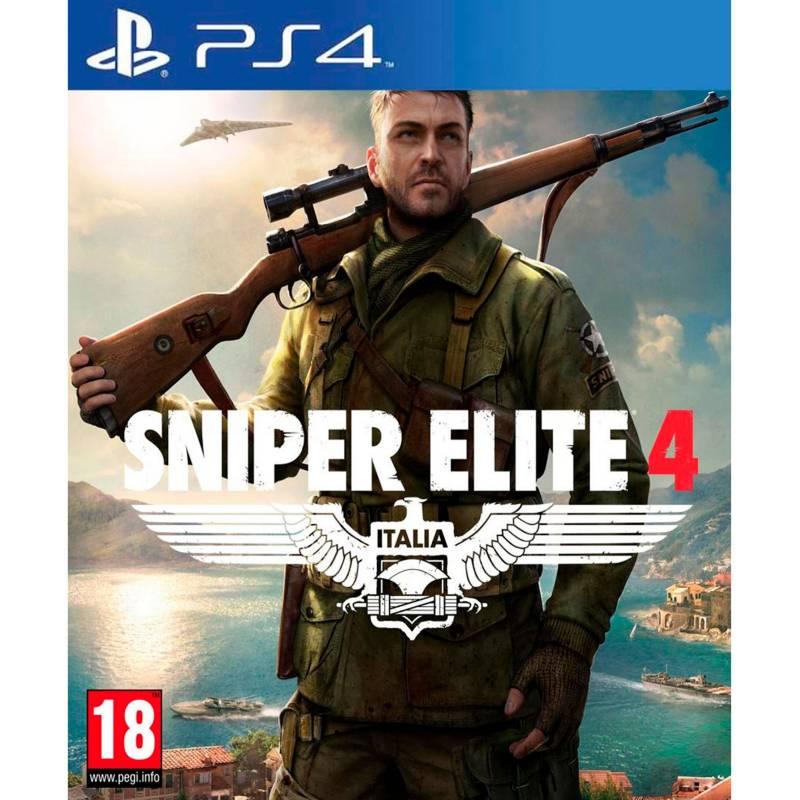Sony - Videojuego Sniper Elite 4