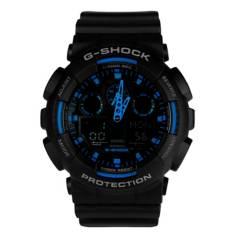 G-SHOCK - Reloj Hombre G-SHOCK GA_100_1A2