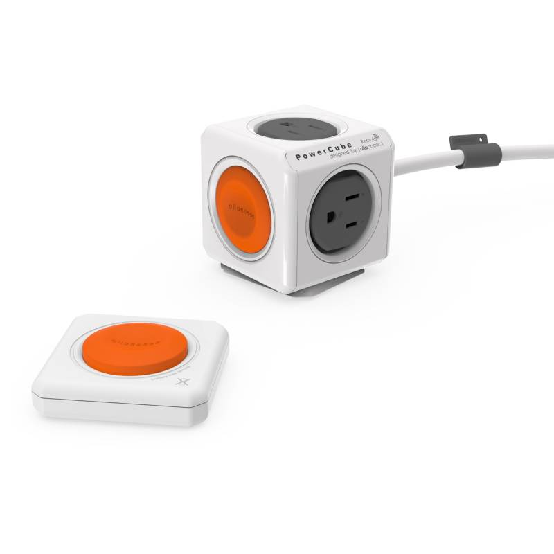 Power Cube - PowerCube Extended 1.5 mts Remote SET Blanco