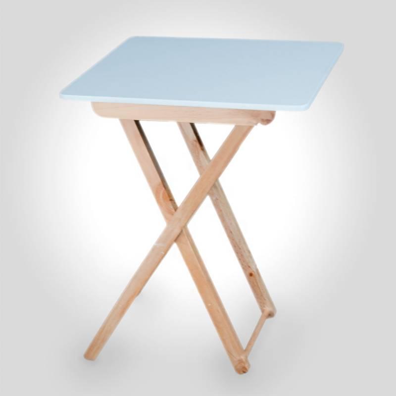 DKO Design - Mesa Auxiliar Plegable Pino