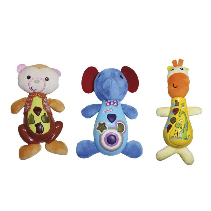 Toylogic - Juegos Bebé Toylogic Grandes Amigos