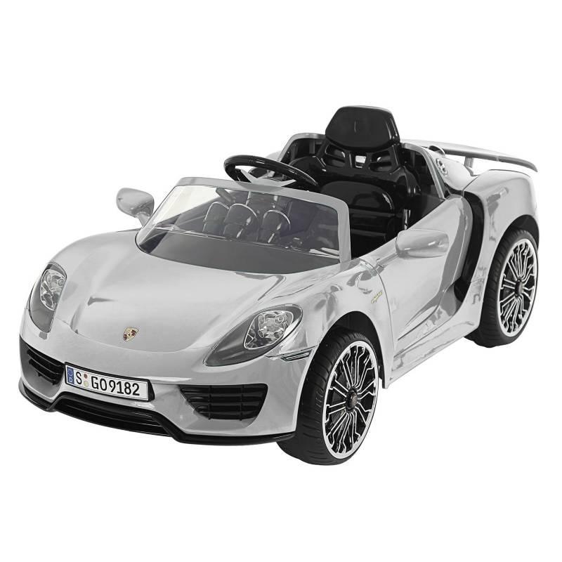 Prinsel - Auto Porsche 918 Spyder Silver