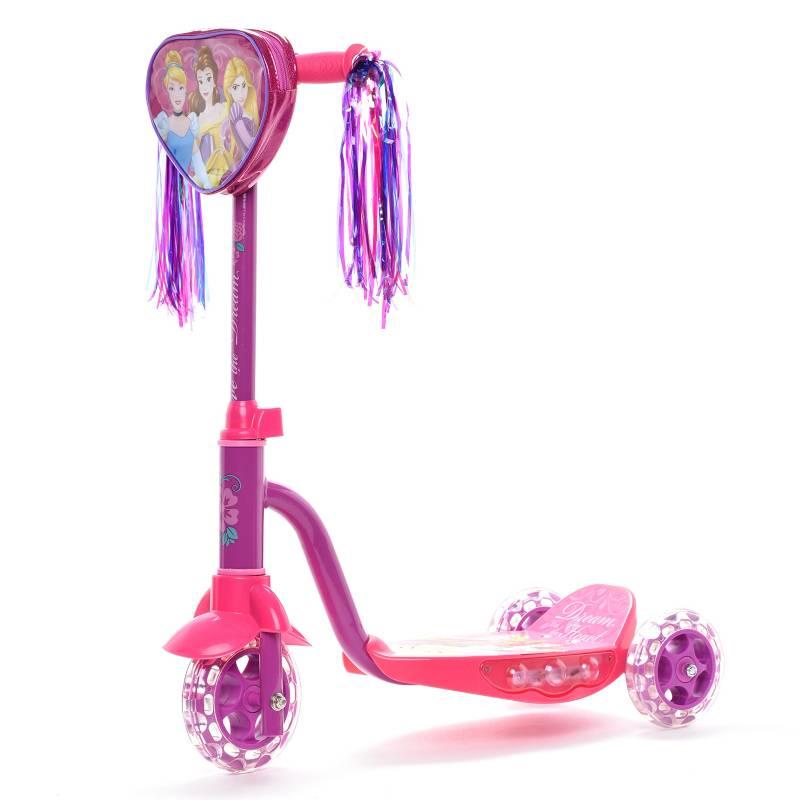 Disney - Scooter Flashing