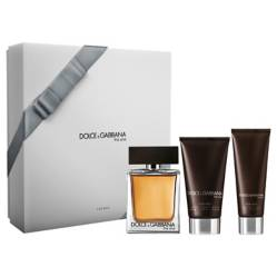 The One For Men EDT 100 ml + After Shave 75 ml + Shower Gel  50 ml