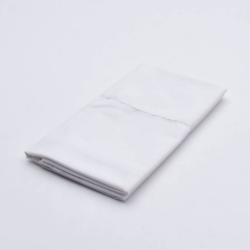 Ambienta - Funda de Duvet Polialgodón Blanco