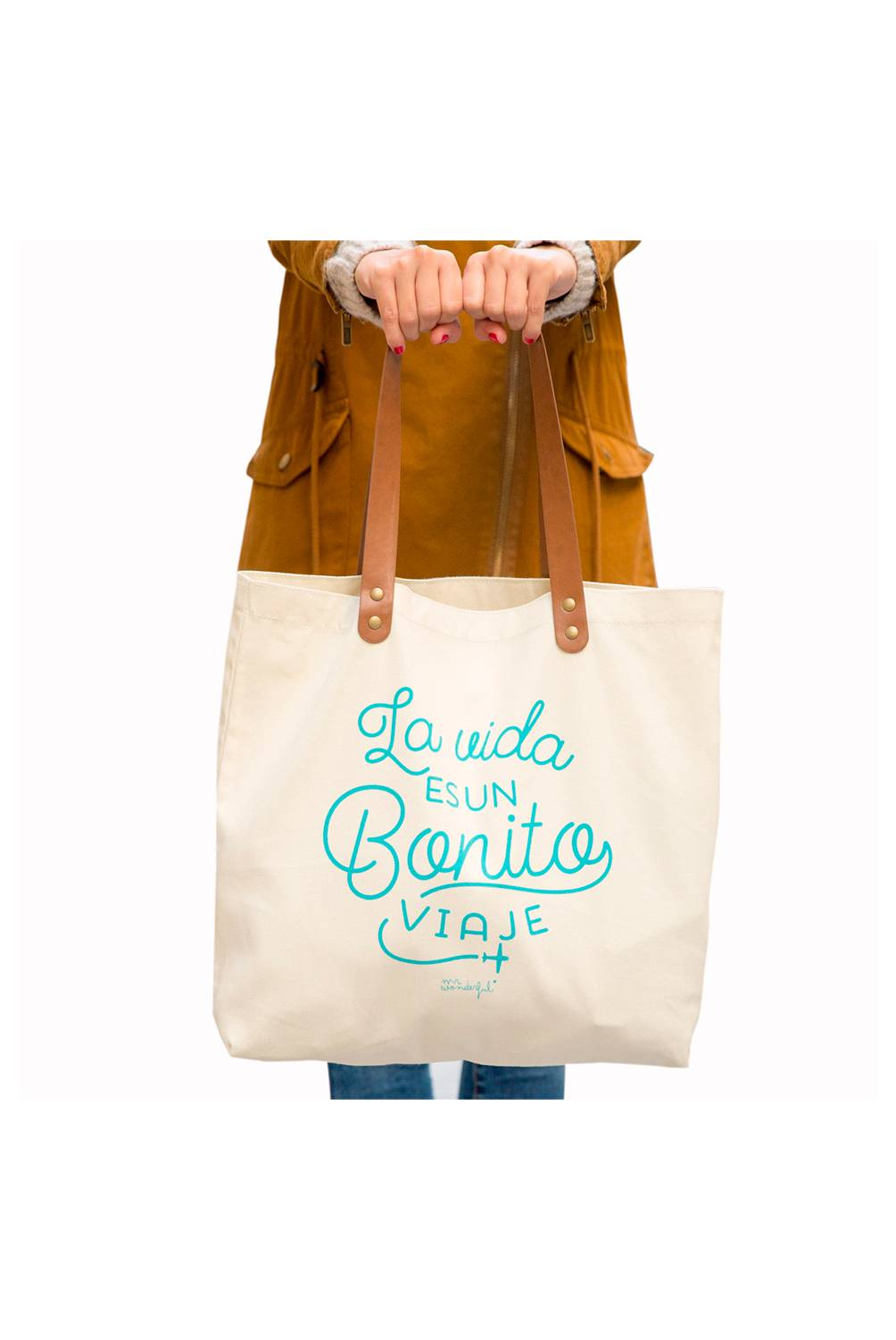 Mr Wonderful - Bolso Mr Wonderful de hombro