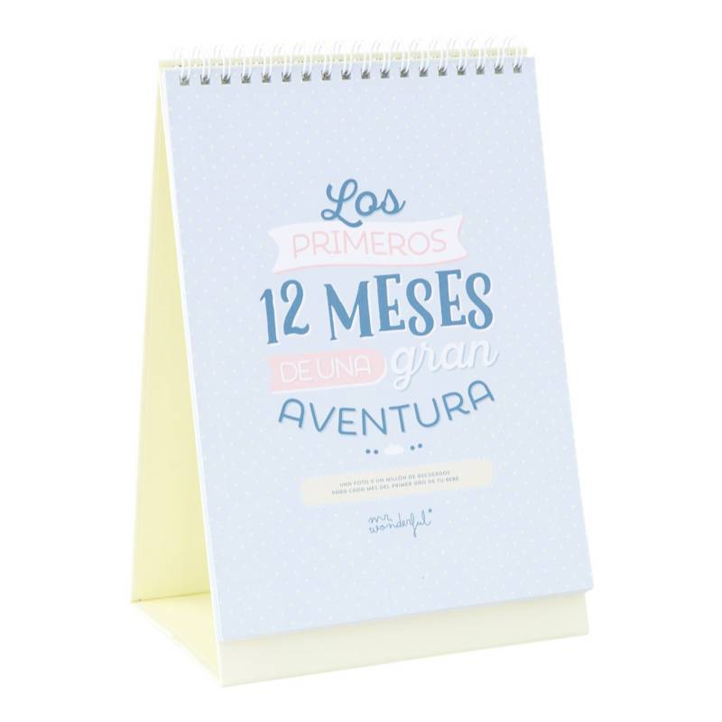 Mr Wonderful - Cuentameses 12 de Una Gran Aventura