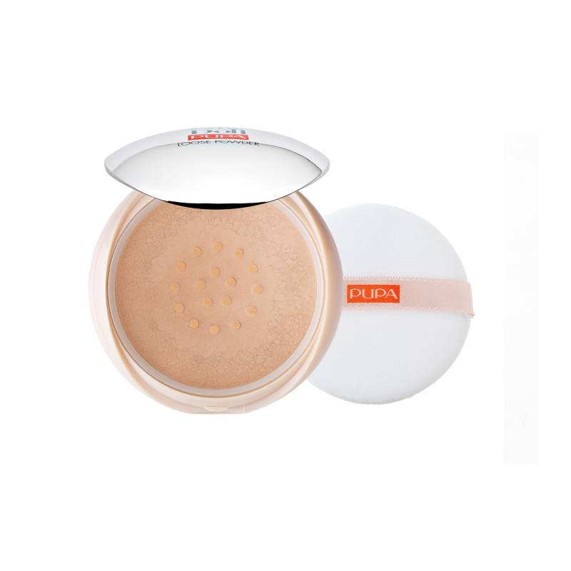 PUPA - Polvo Suelto/Traslúcido Like A Doll Invisible Loose Powder Pupa Todo tipo de piel 9 g