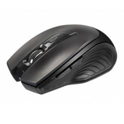 Mouse Inalámbrico Vortex Nano KMW-355BK Negro