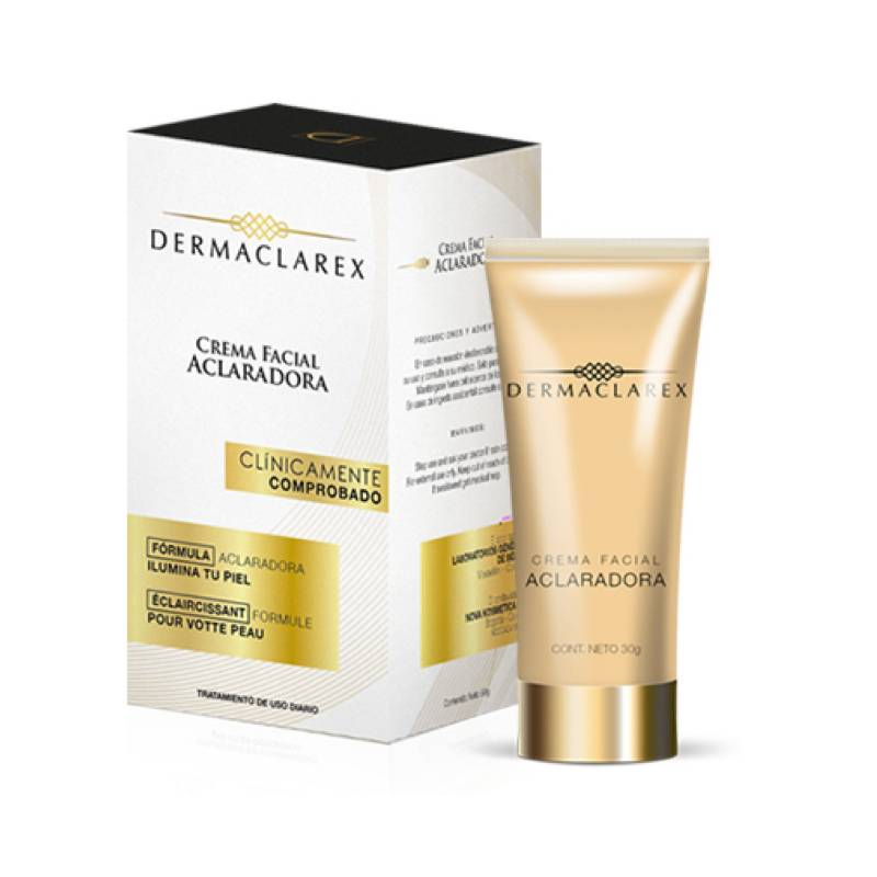 Dermaclarex - Crema Facial Aclaradora