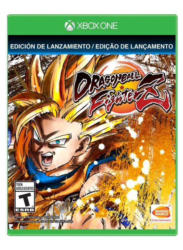 Bandai - Videojuego Dragon Ball Fighterz