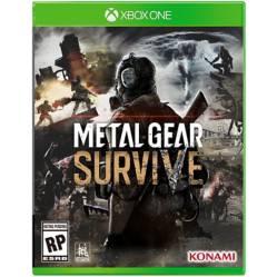 Videojuego Metal Gear Survive