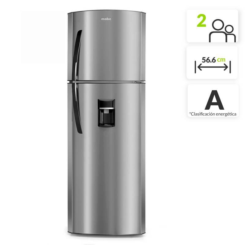 Mabe - Nevera Mabe Congelador Superior No Frost 239 lt RMA250FYCU
