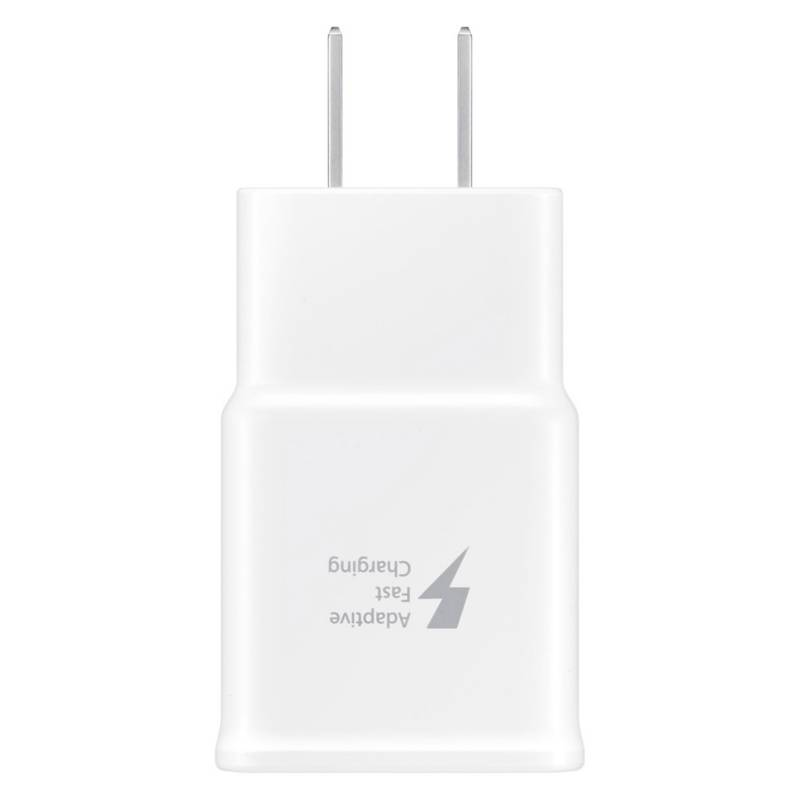 Samsung - Cargador blanco Fast Charge Tipo-C