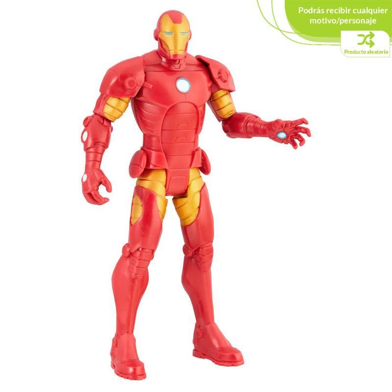 Marvel - Marvel Figuras 6 Piezas