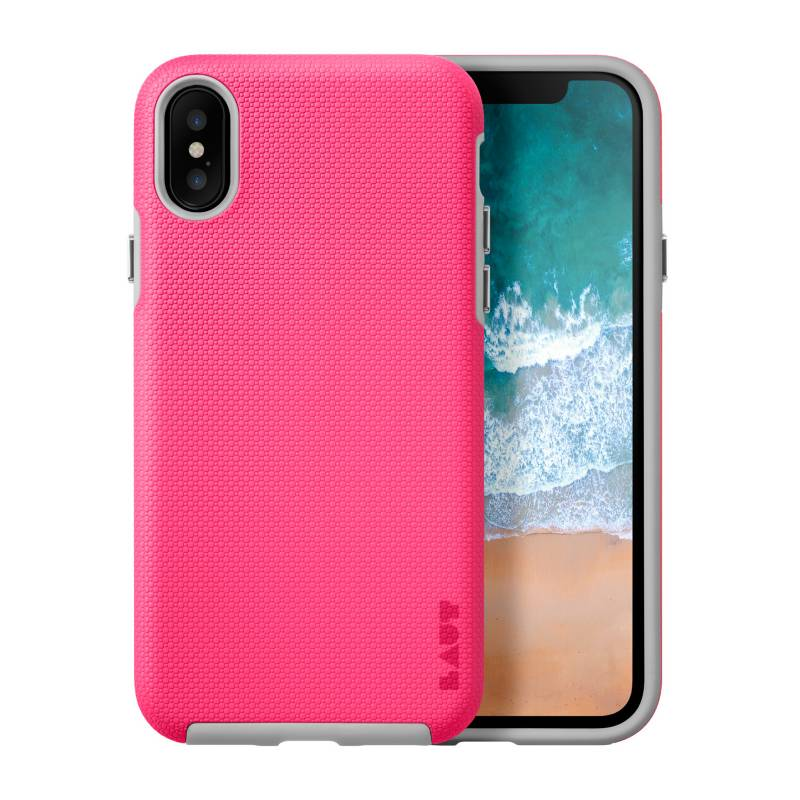 Laut - Estuche Laut Para Iphone X Shield Rosado