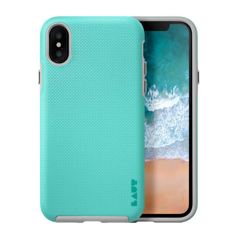 Laut - Estuche Laut Para Iphone X Shield Verde Menta