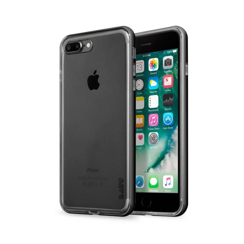 Laut - Estuche Laut Para Iphone 7/8 Plus Exoframe Negro