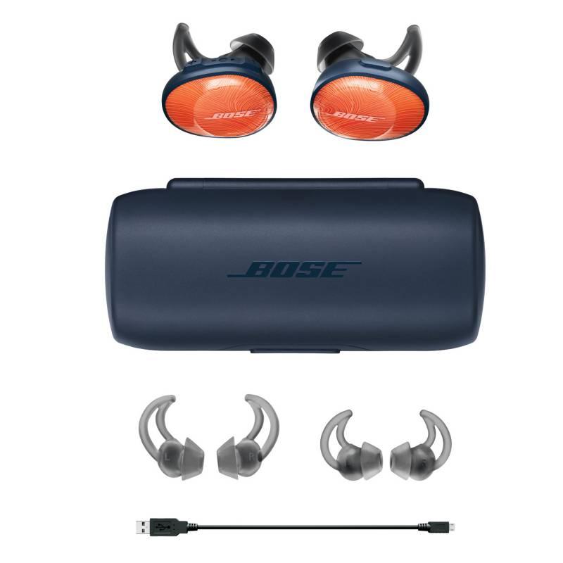 Bose - Audífonos BOSE: SoundSport Free Wireless