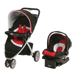 Graco - Travel System Sreck30 Pac Spice