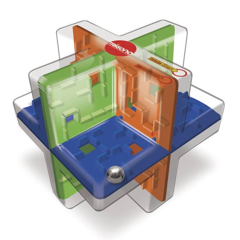 Concepto 3D - Trigono