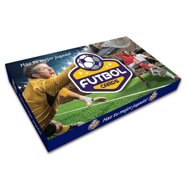 Concepto 3D - Futbol Cards