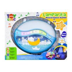 Lámpara Musical Toylogic Para Bebé