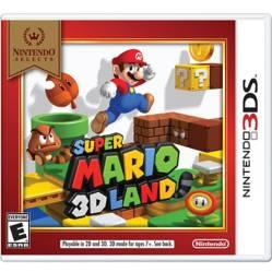 Nintendo - Videojuego Selects Super Mario 3D Land