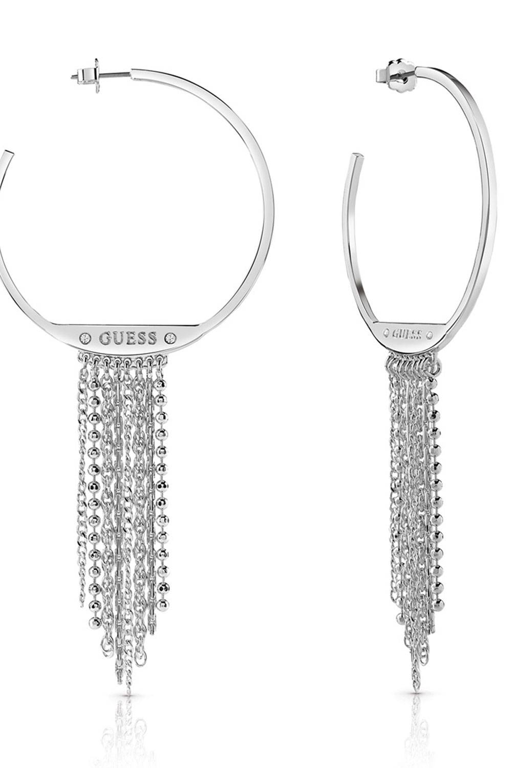 Guess - Aretes Guess Chain Waterfall UBE85052