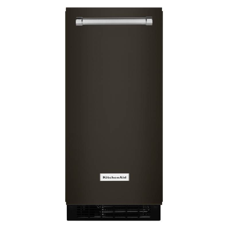 kitchenAid - Fabricador de hielo eléctrico Kitchenaid KUIX505EBS 11.34 kg