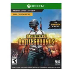 Xbox - Videojuego Player Unknown's Battlegrounds