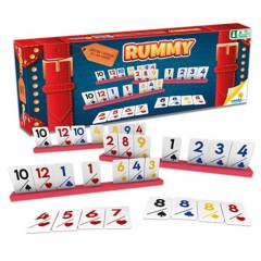 Ronda - Juego de Mesa Rummy