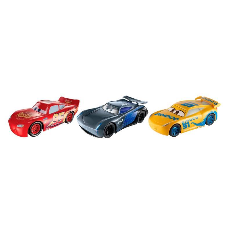 Cars - Carros Dinoco Cruz Ramírez
