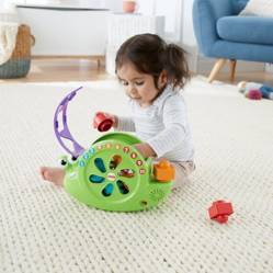 Fisher Price Caracol 3 En 1
